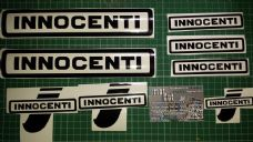 Innocenti Assorted Stickers/Decals